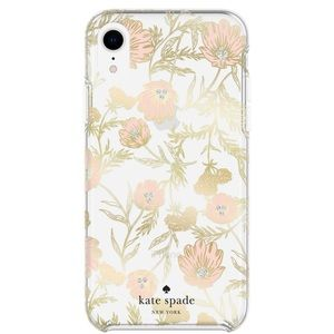 Kate Spade Blossom Pink IPhone Case